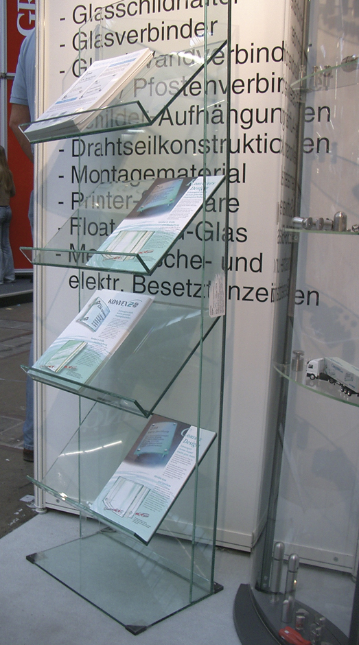 display of folderstandaard